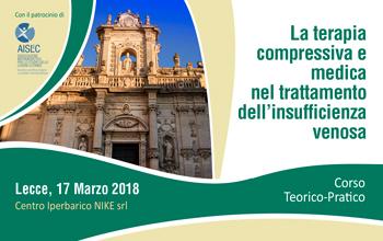 Il 17-03-2018Puglia / Lecce