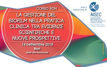 Dal 14-09-2018 al 14-09-2018Puglia / BARI